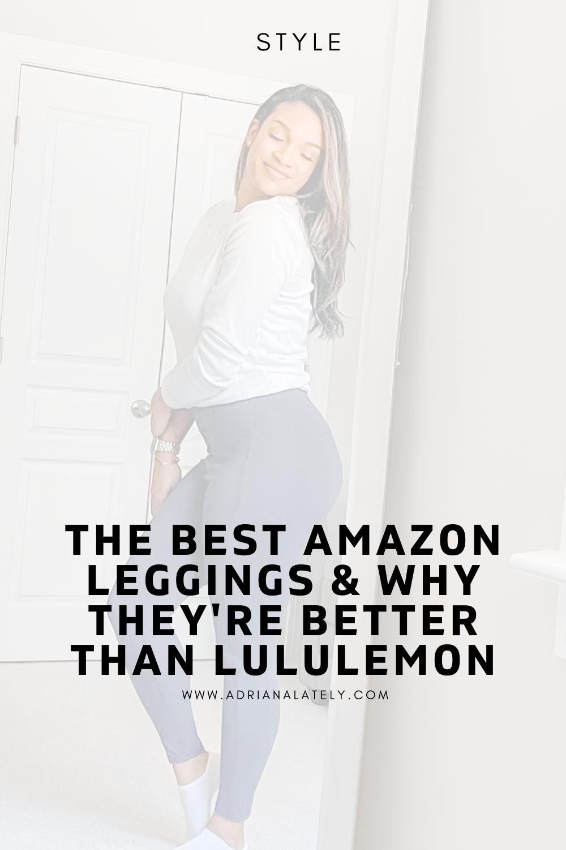 The Best Leggings On Amazon