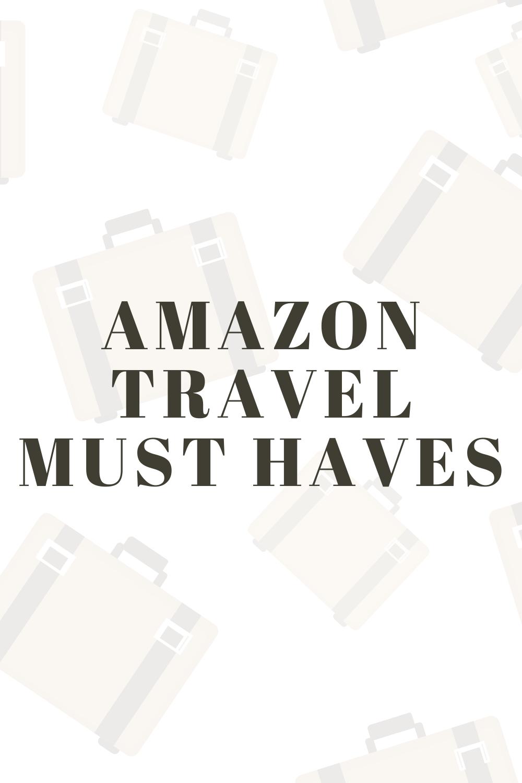 Amazon Travel Essentials