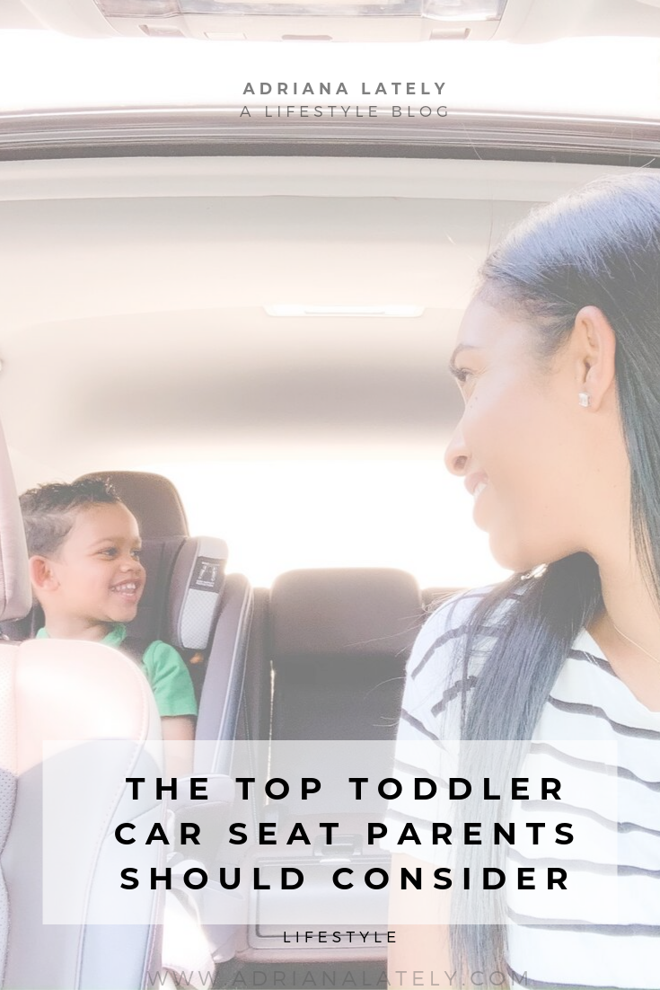 Toddler Car Seats Worth Checking Out