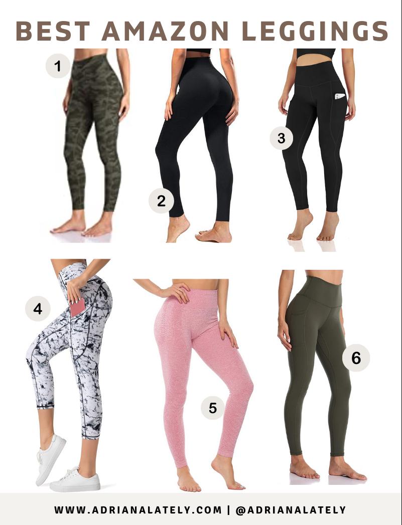 Amazon Activewear, Amazon Leggings