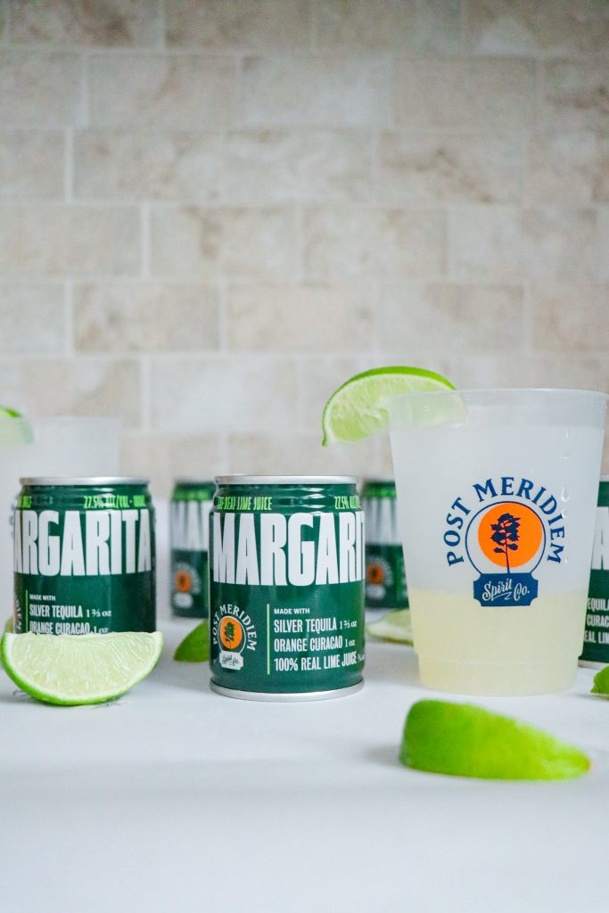 Fresh Margarita In A Can - Canned Margaritas - Atlanta Based Spirit Company