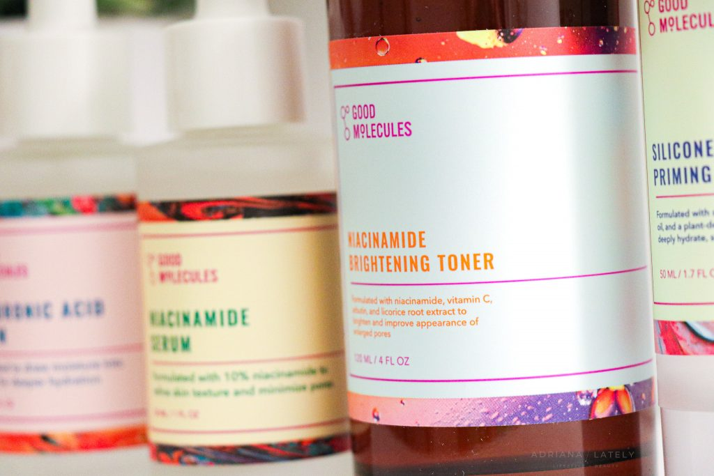 Good Molecules Niacinamide Toner