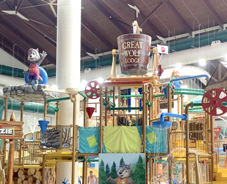Great Wolf Lodge Resorts Review