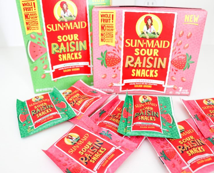 Sun Maid Sour Raisins