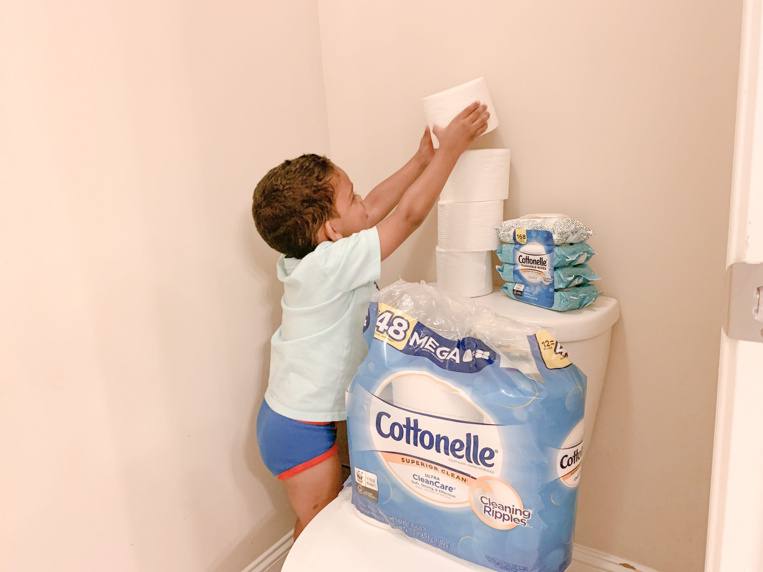 Potty Training Toddlers