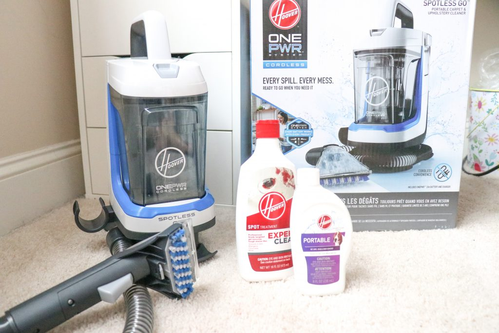 Hoover Spotless Go Carpet Cleaner Review