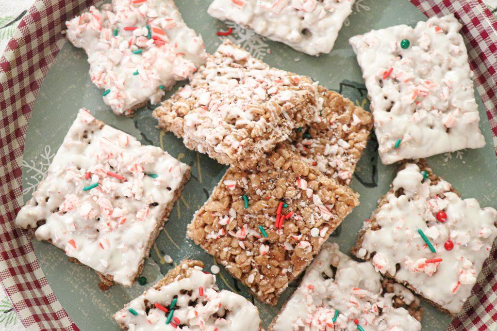 Kelloggs Rice Krispies Holiday Treat