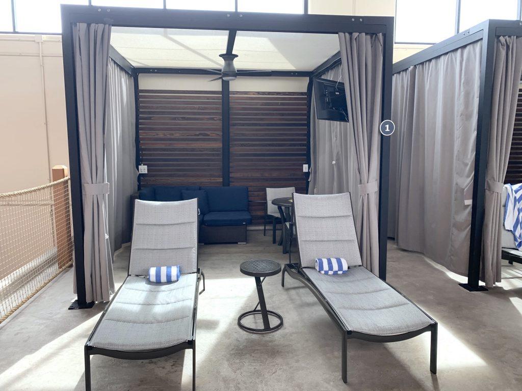 Great Wolf Lodge Resorts Cabana