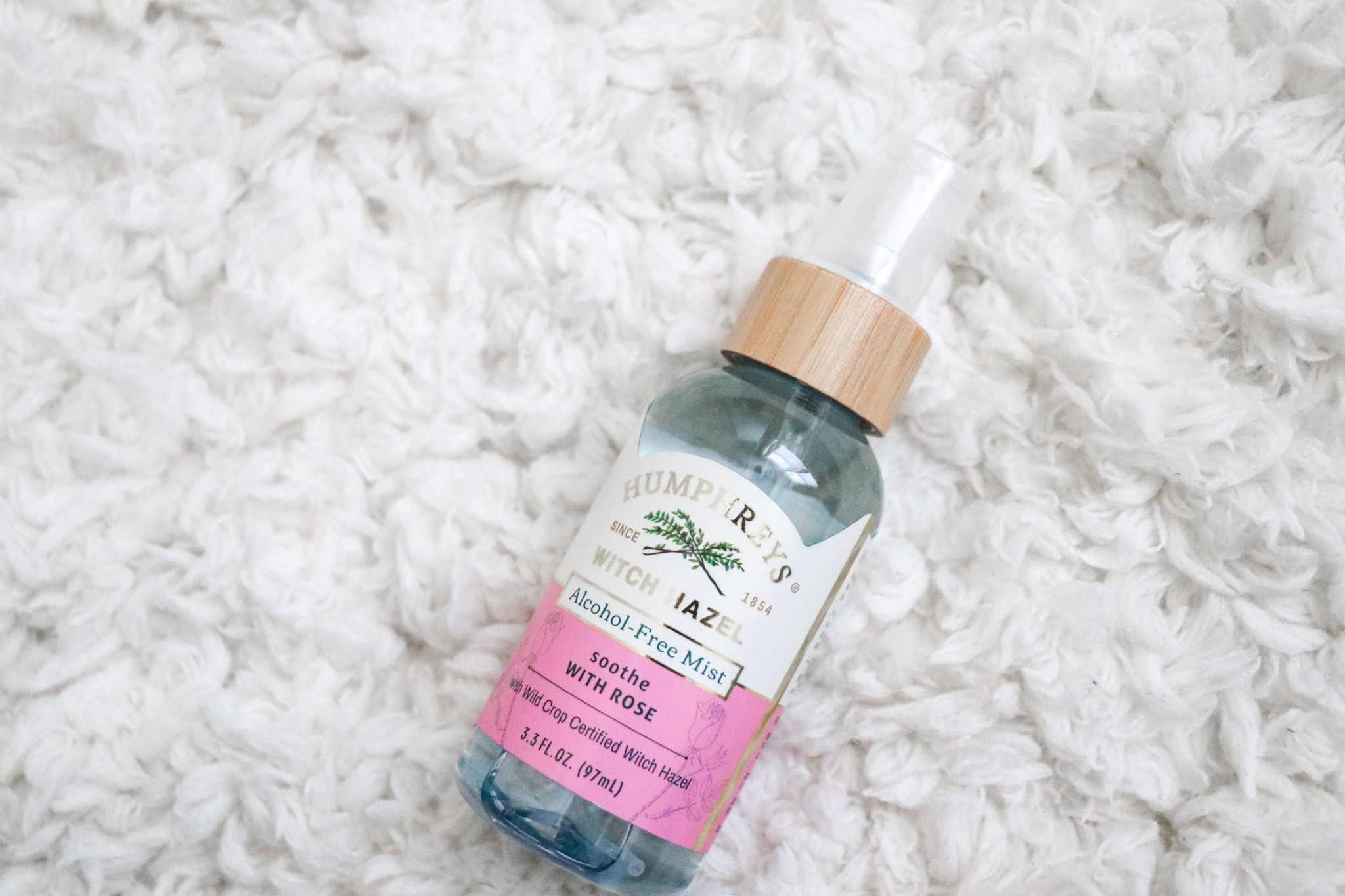 Humphreys® Witch Hazel Soothe with Rose Alcohol-Free