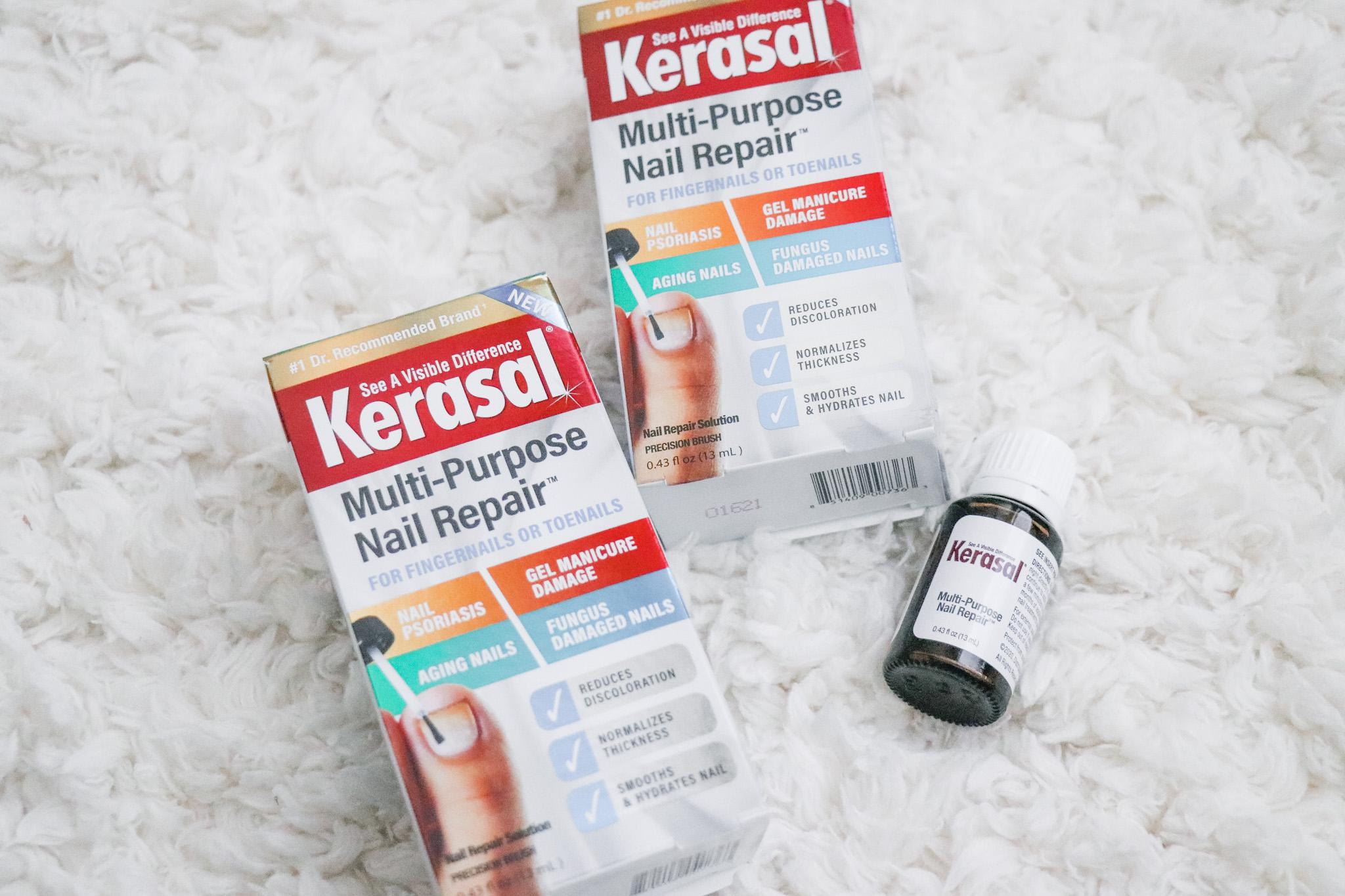 Intensive Foot Repair and Multi-Purpose Multi-Purpose Nail Repair from Kerasal