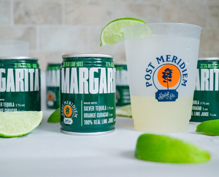 Post Meridiem Canned Cocktails - Simple Margaritas in a can