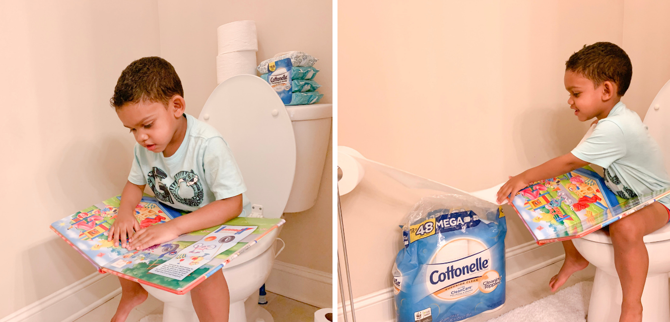 Potty Training A 3 Year Old