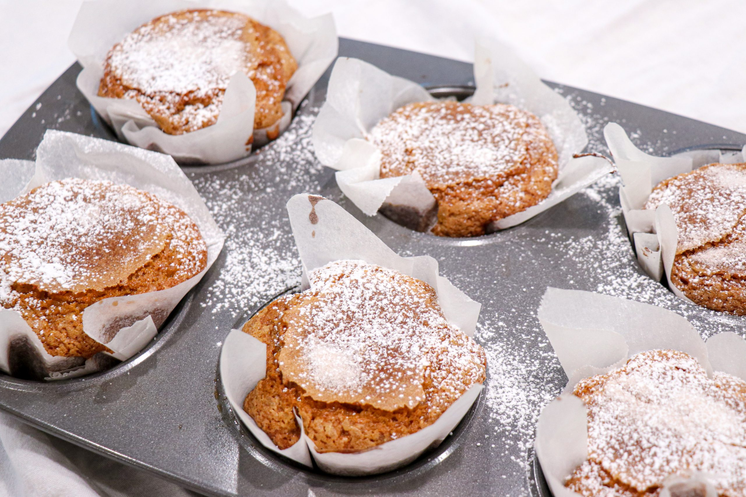 Fall Pumpkin Muffin Recipe