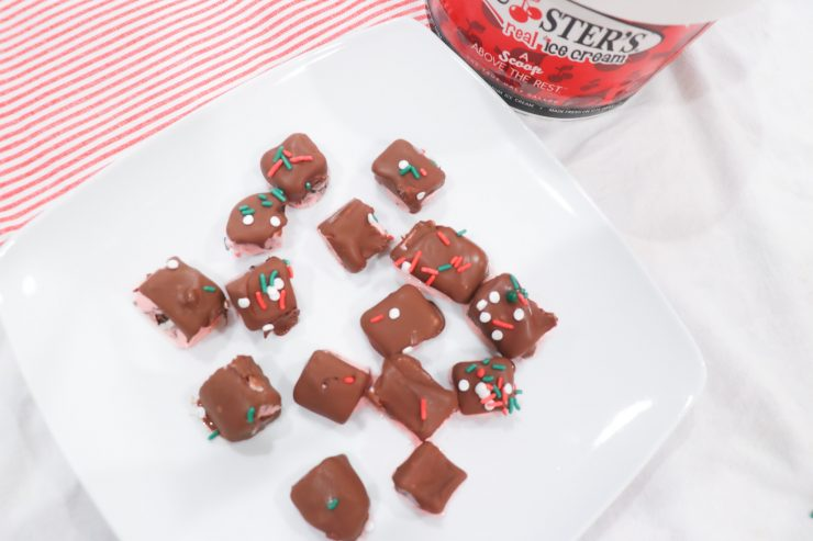 Holiday Ice Cream Treats with Bruster's Real Ice Cream