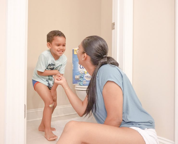 How To Potty Train Your Toddler In 3 Days Cottonelle