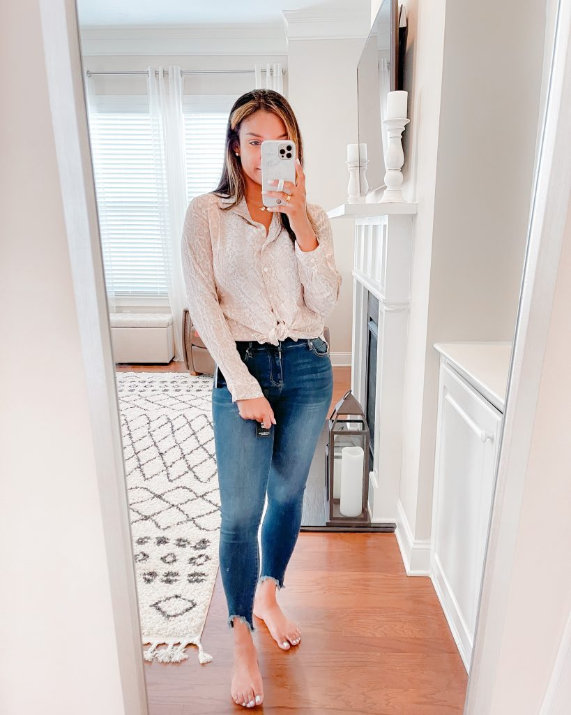 Wantable April Style Edit with Fashion Blogger Adriana Lately