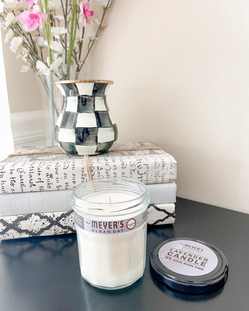 Mrs Meyers Lavender Candle