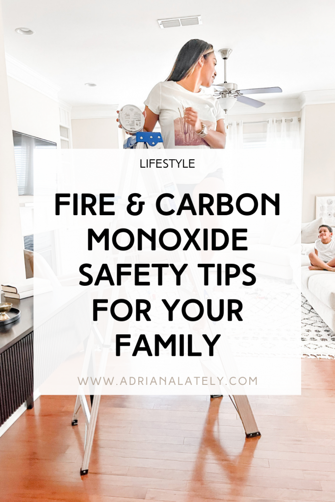 Fire and Home Safety Tips | First Alert Smoke Detector Review