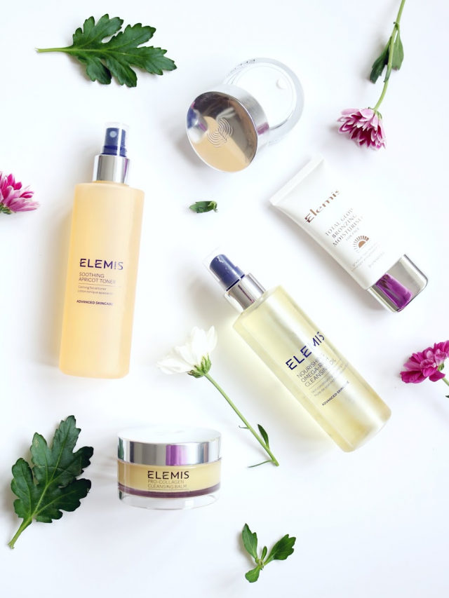 5 PRODUCTS TO TRY FROM ELEMIS SKINCARE