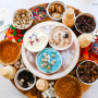 DIY Ice Cream Sundae Board