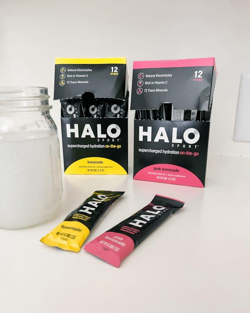 HALO Hydration Powders