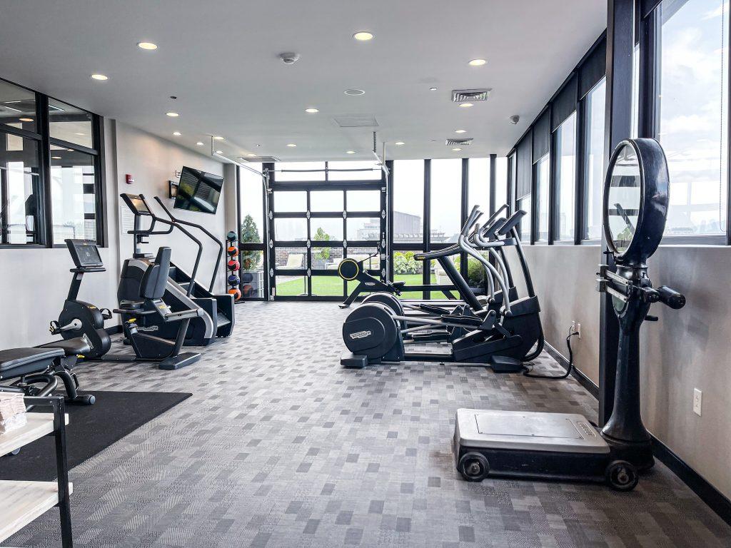 Edwin Hotel Fitness Center