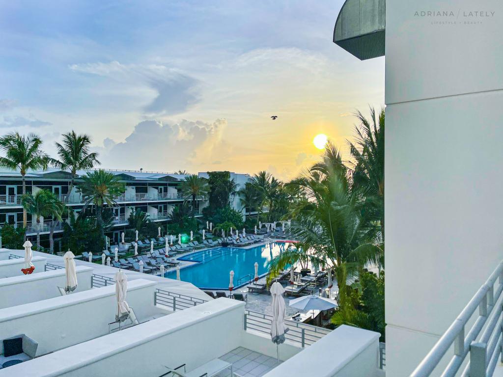 Ritz Carlton South Beach Hotel, Miami Florida