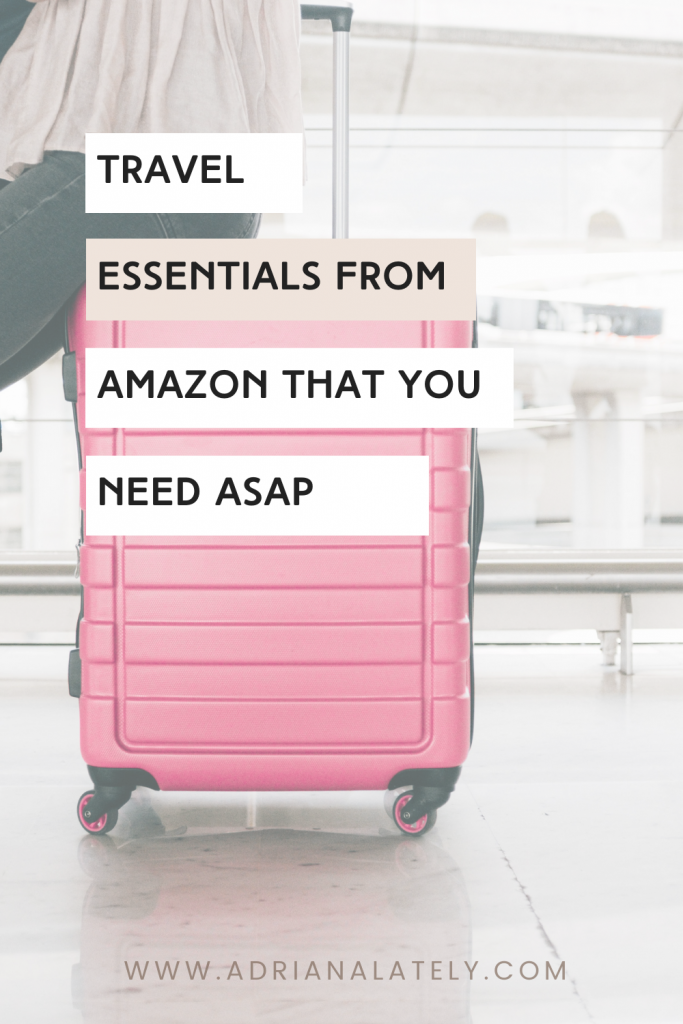 Amazon Travel Must Haves 2021